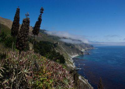 Kalifornien: Eine Traum-Küstenstraße: der Pacific-Highway zwischen San Francisco und Los Angeles.