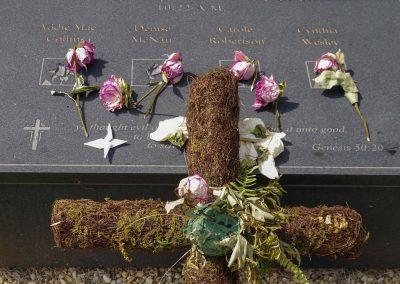 Alabama: Das Denkmal für die vier Mädchen, die bei einem Bombenangriff von Weißen während der Rassenunruhen in Birmingham ums Leben kamen.