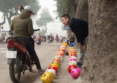 Straßenhandel
